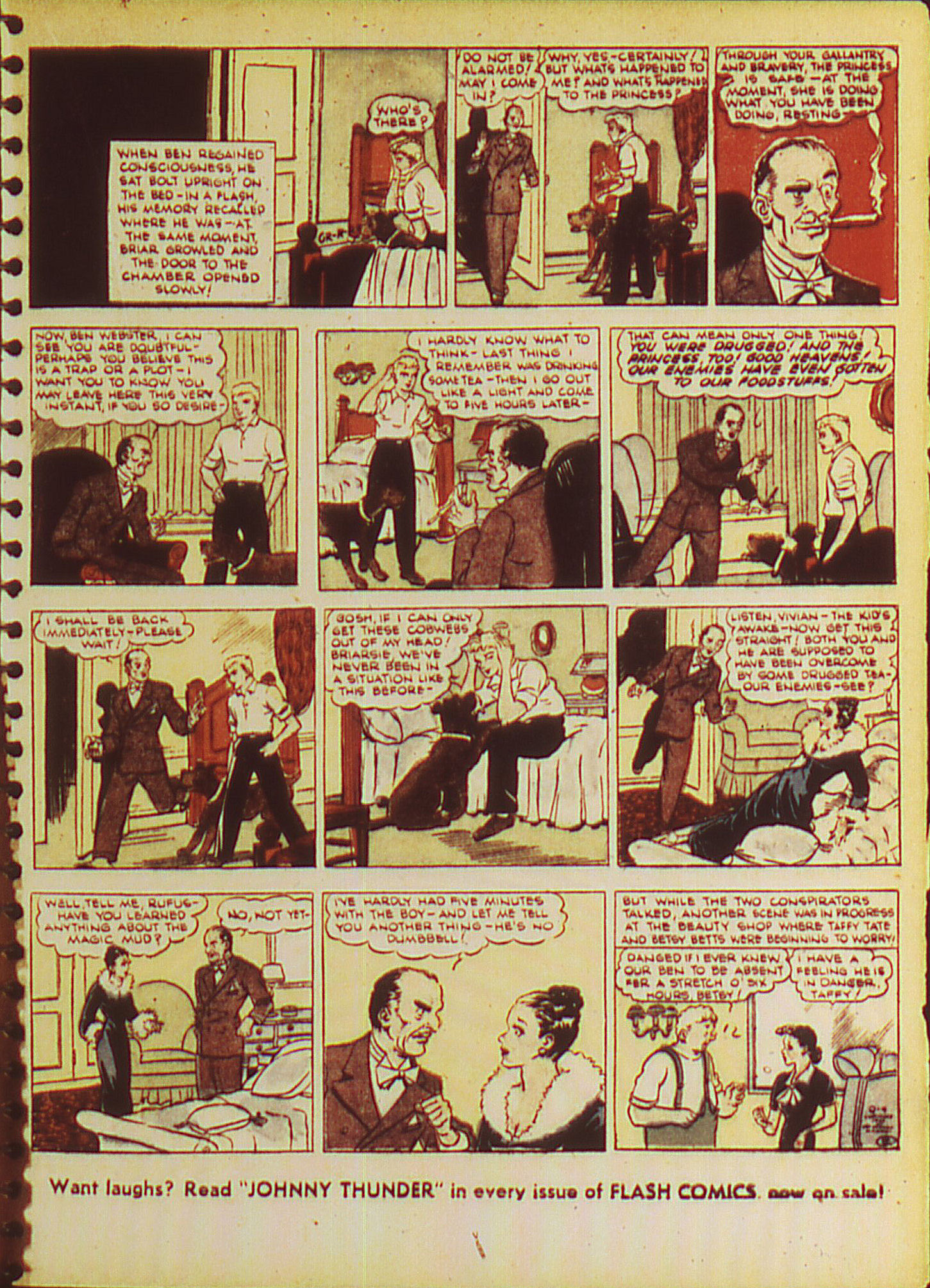 Read online All-American Comics (1939) comic -  Issue #16 - 31