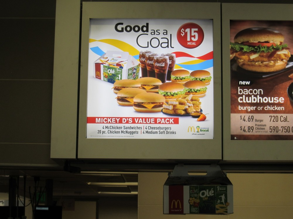 News Mcdonalds Offers New World Cup Family Meal In Southern California