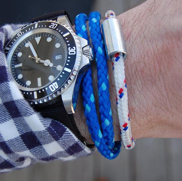 pulseras, unisex, brazaletes masculinos, cuerdas, bisutería, diys