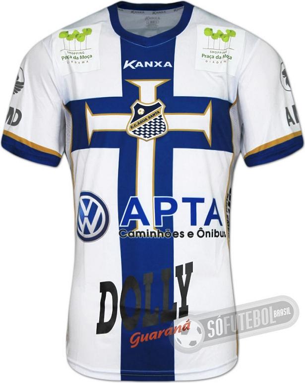 Kanxa apresenta novas camisas do Água Santa - Show de Camisas 6306f1594169f