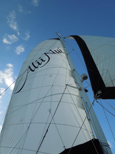 Alii Nui sunset sail