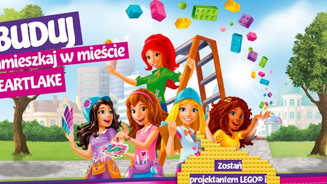 LEGO FRIENDS, KROK W STRONĘ DZIEWCZYNEK+KONKURS!!! - Czytaj dalej »