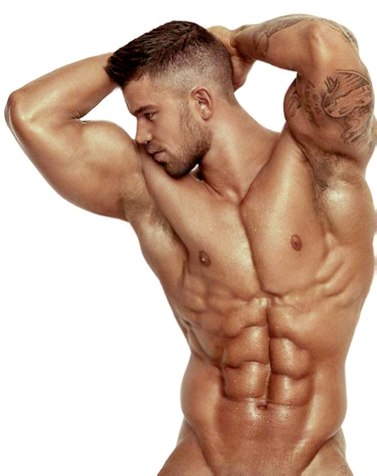 image Hairy armpit chest latin gay he gets some
