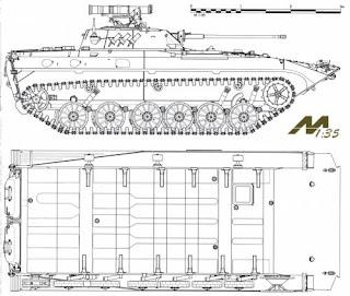 BMP-2/1M Berezhok الجزائرية  Bmp_2-44900