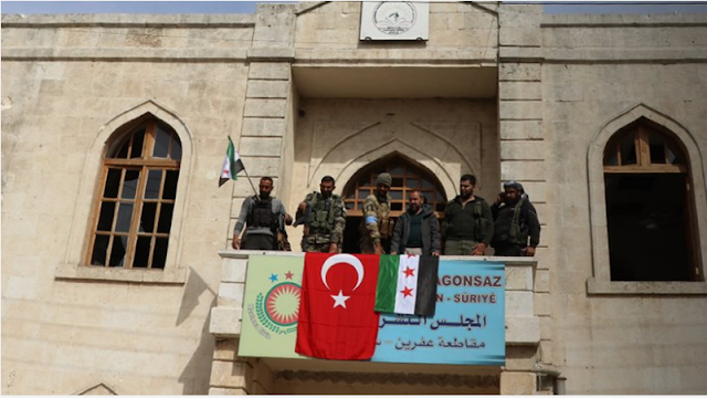Türk kuvvetleri Afganistan'ı işgal etti