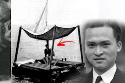 Meet the Chinese Man Who Survived 133 Days Alone Floating at Sea