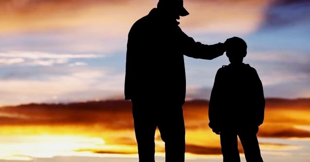184 Status Dan Caption Baper Buat Ayah Tersayang Naoncingcom