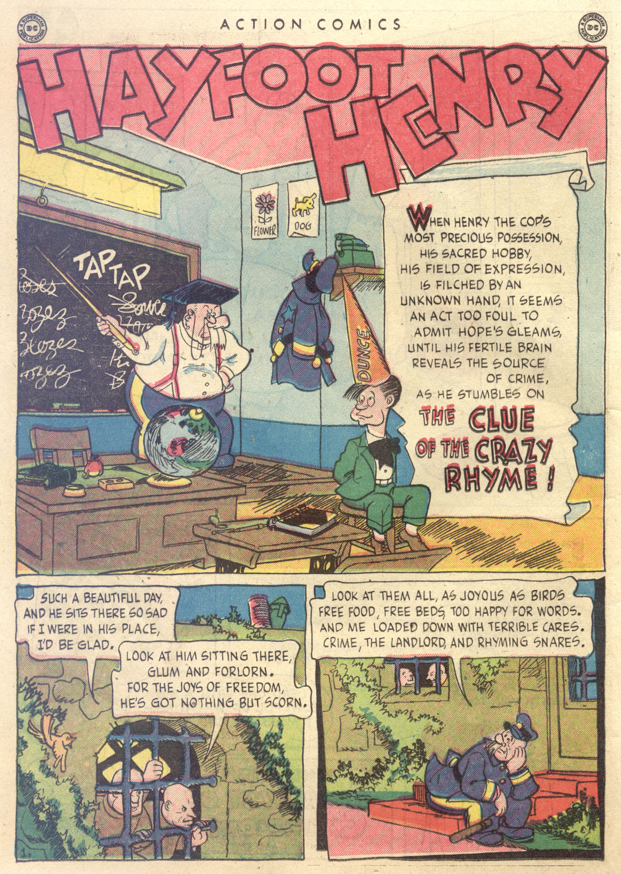 Read online Action Comics (1938) comic -  Issue #88 - 16