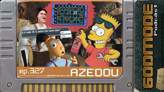 GODMODE 327 - AZEDOU