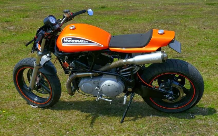 Buell M2 Cyclone Mods – Idea di immagine del motociclo
