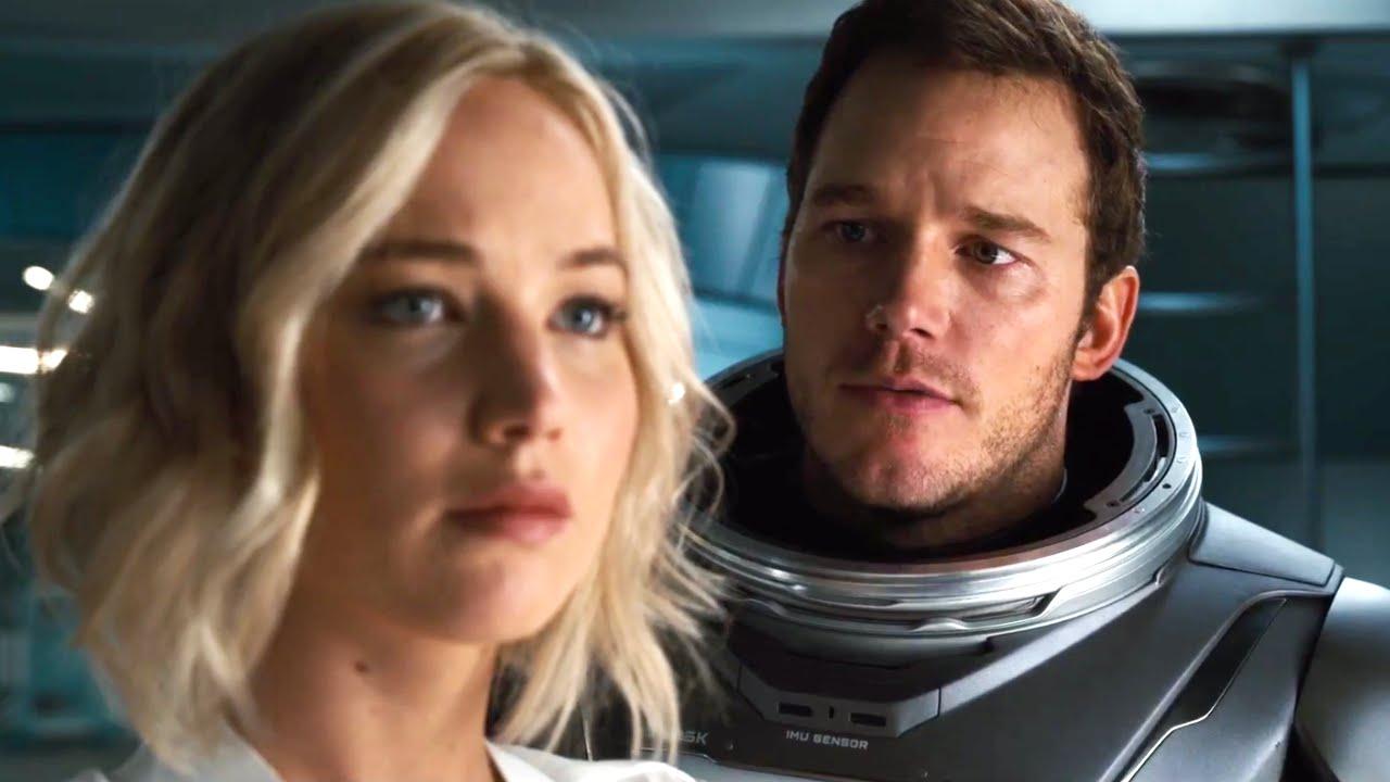 Passageiros: O Filme | Vídeo musical, comercial e cena inédita da sci-fi com Chris Pratt e Jennifer Lawrence