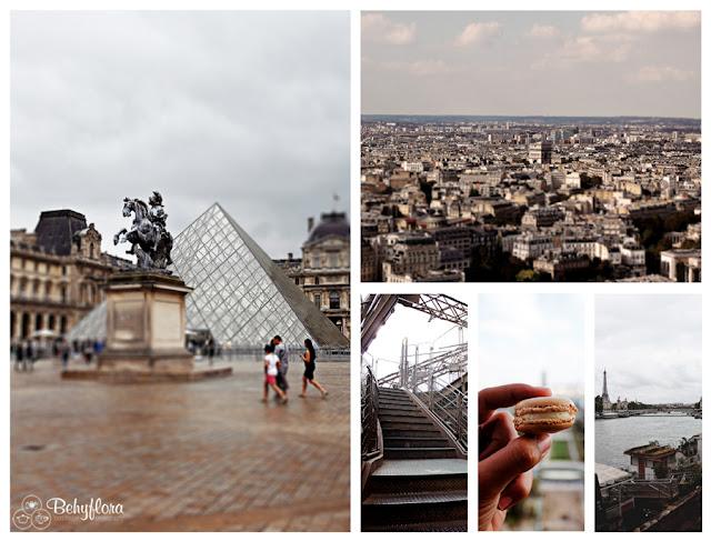 Meine Tipps für Paris. Louvre und Eiffelturm