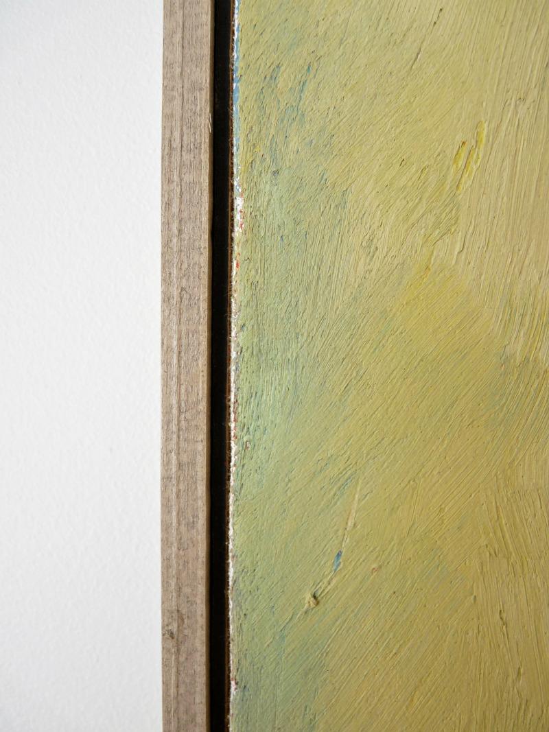 Wood art frame