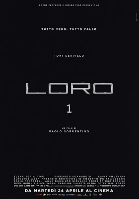 Loro: 1 Poster Sorrentino