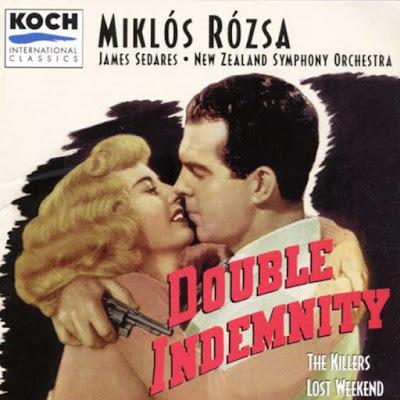Double Indemnity (1944) - Miklós Rózsa Soundtrack