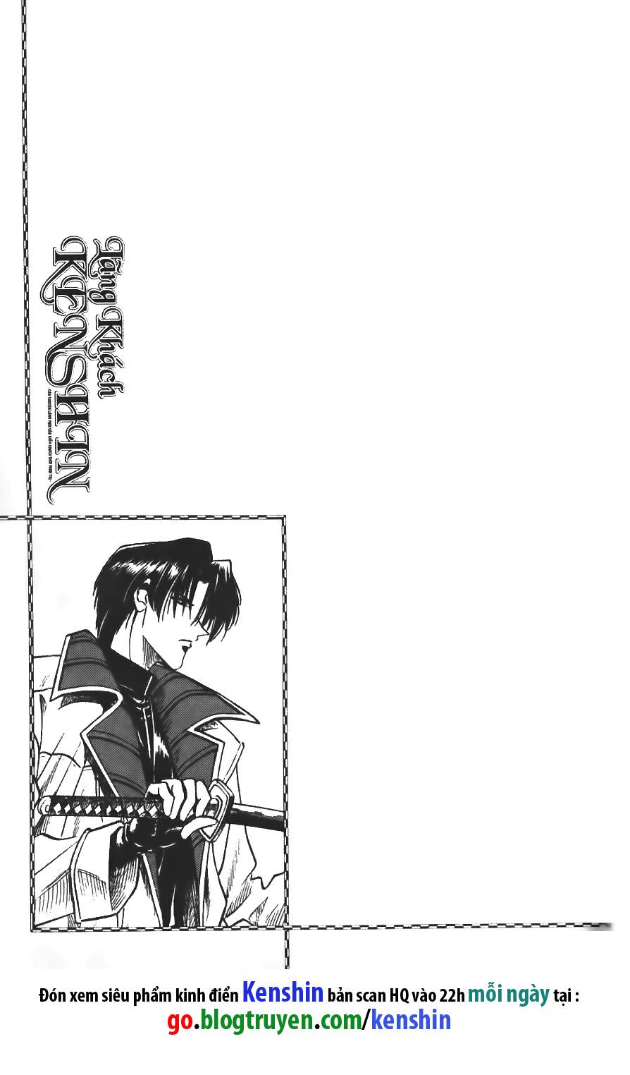 Rurouni Kenshin chap 30 trang 22