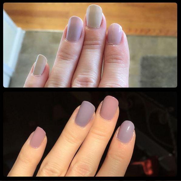 Living, Laughing, Loving: Color Changing Nail Polish