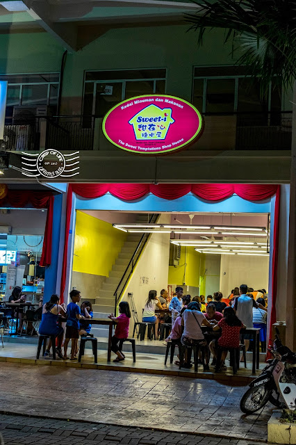Penang Sweet-i Dessert House 甜在心糖水屋 Moved from Lipsin to D'Piazza