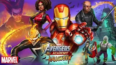 Marvel Avengers Academy Mod Apk1