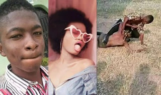 Watch Video Of A Lady Who Got Beaten By A Guy She Insulted Online