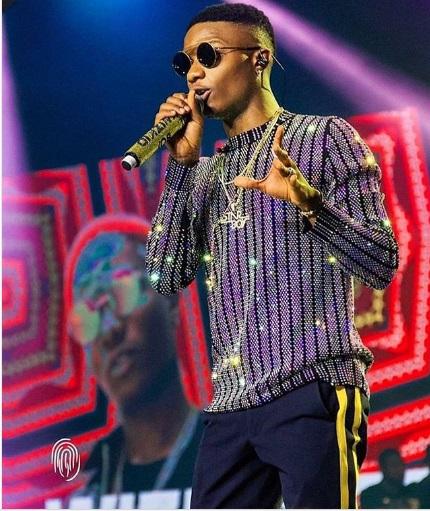 Wizkid Flaunts Watch Worth Almost Half A Billion Naira
