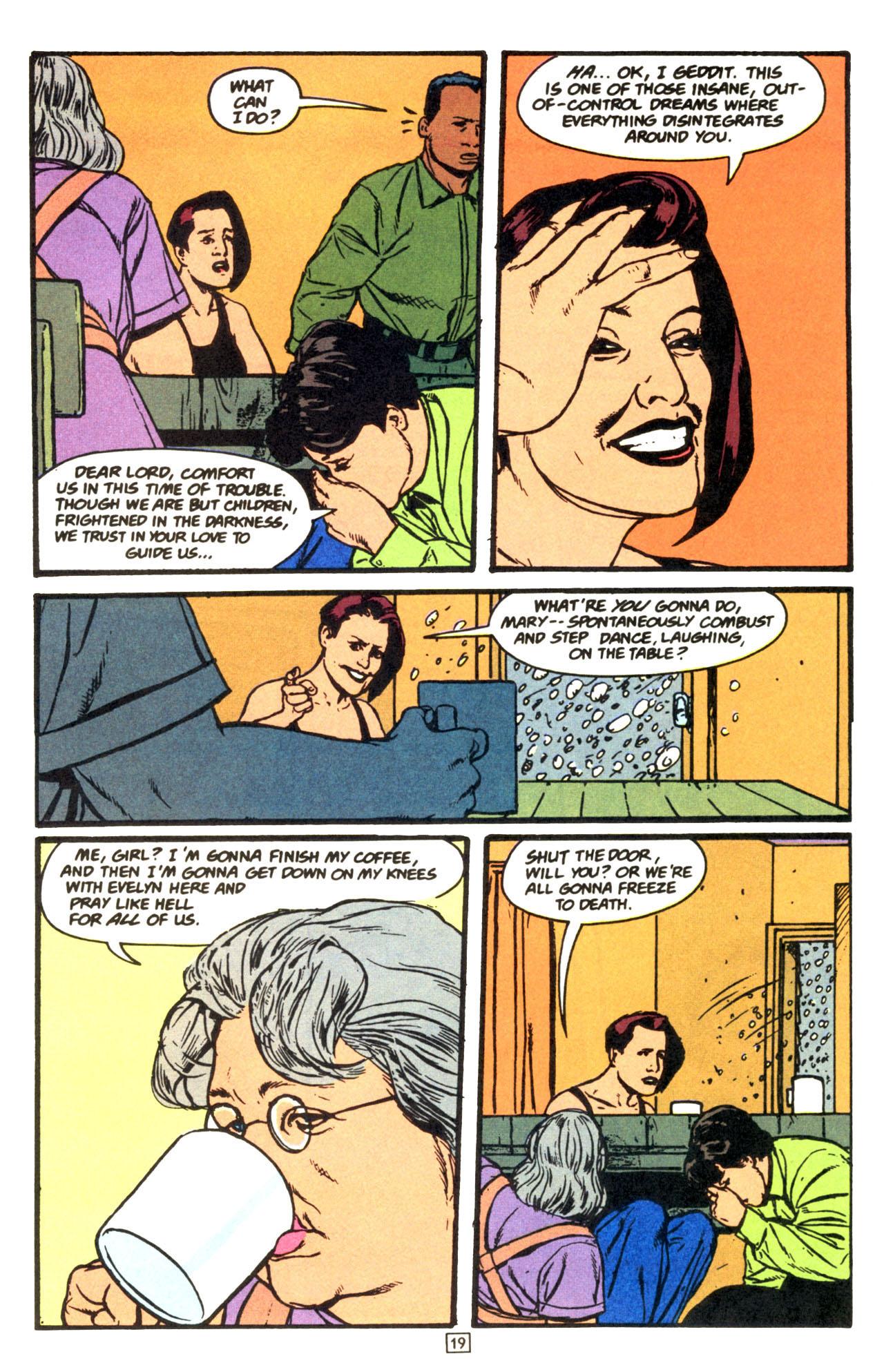 Read online Animal Man (1988) comic -  Issue #69 - 20