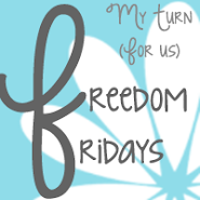 Share at Freedom Fridays