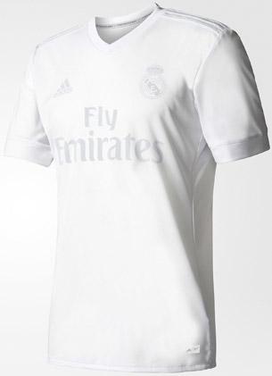 camiseta del Real Madrid adidas Parley plásticos reciclados océanos