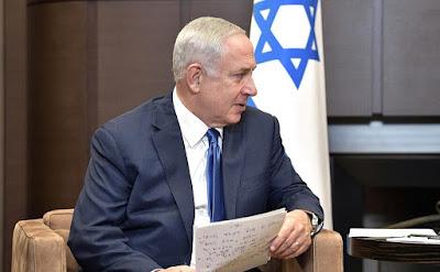 Prime Minister of Israel Benjamin Netanyahu in Sochi.