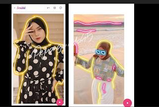 cara membuat scribble effect di android dengan aplikasi scribbl