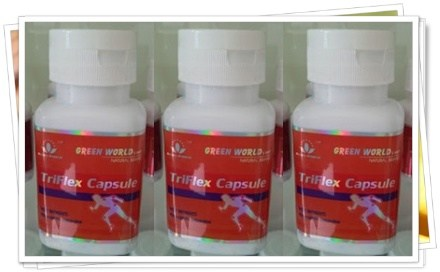 Triflex Capsule Green World