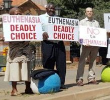 South Africa Right to Die Must Be Rejected