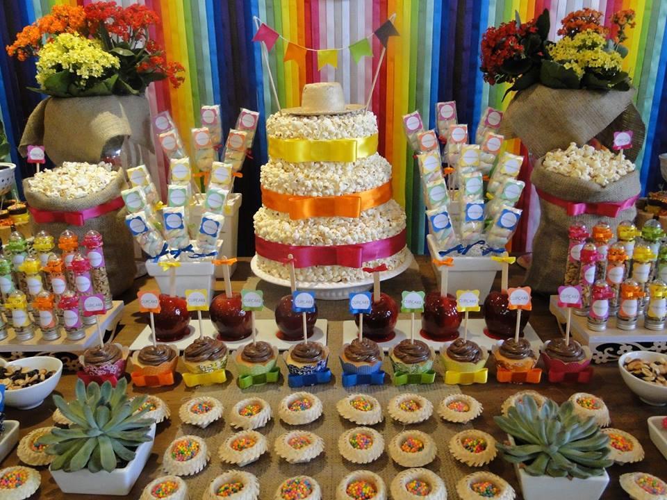 Resultado de imagem para aniversario infantil de festa junina 2017