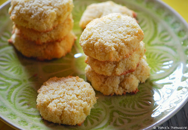 Kokos kekse glutenfrei rezept