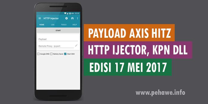Download Payload dan Config Axis Hitz BBM, Line & Wa Terbaru
