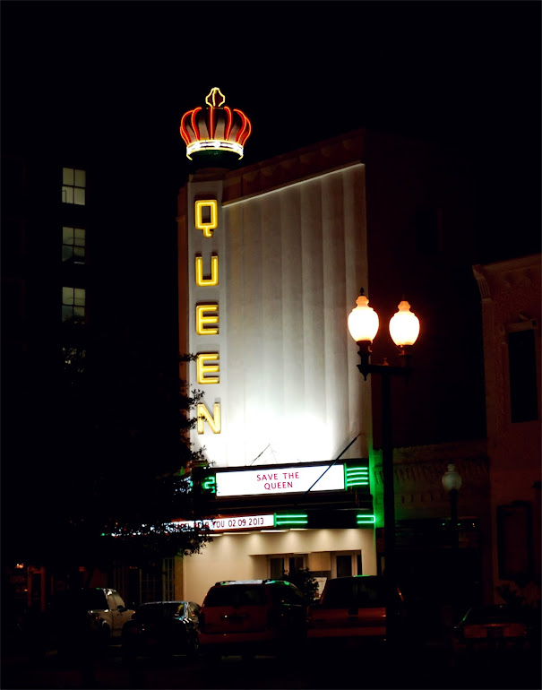 Queen Theater - Bryan Texas