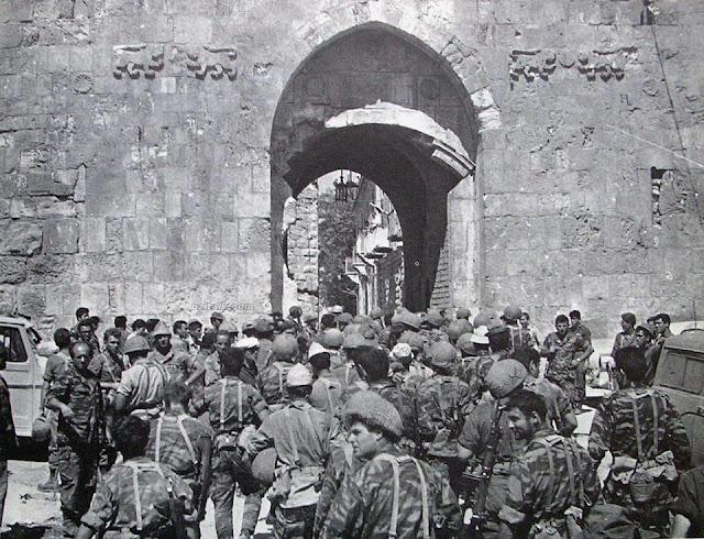 """Résultat de recherche d'images pour """"jérusalem de 1917 à 1967"""""""