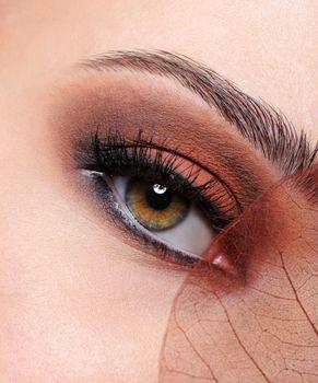 Pretty In Pink Dramatic Eye Makeup