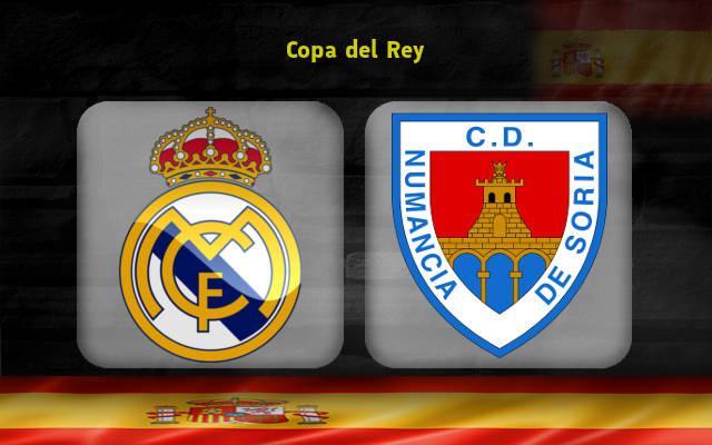 Real Madrid vs Numancia Full Match & Highlights 10 January 2018