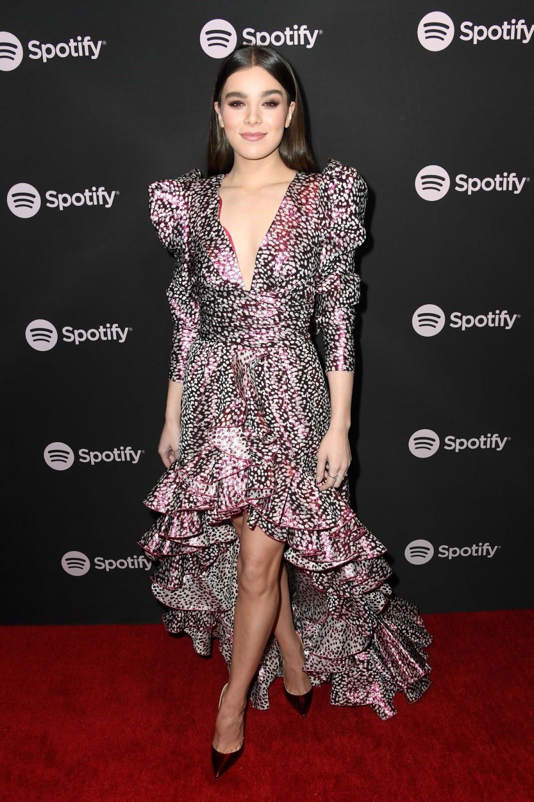 Hailee Steinfeld - Spotify Best New Artist 2019 event in LA - 02/07/2019