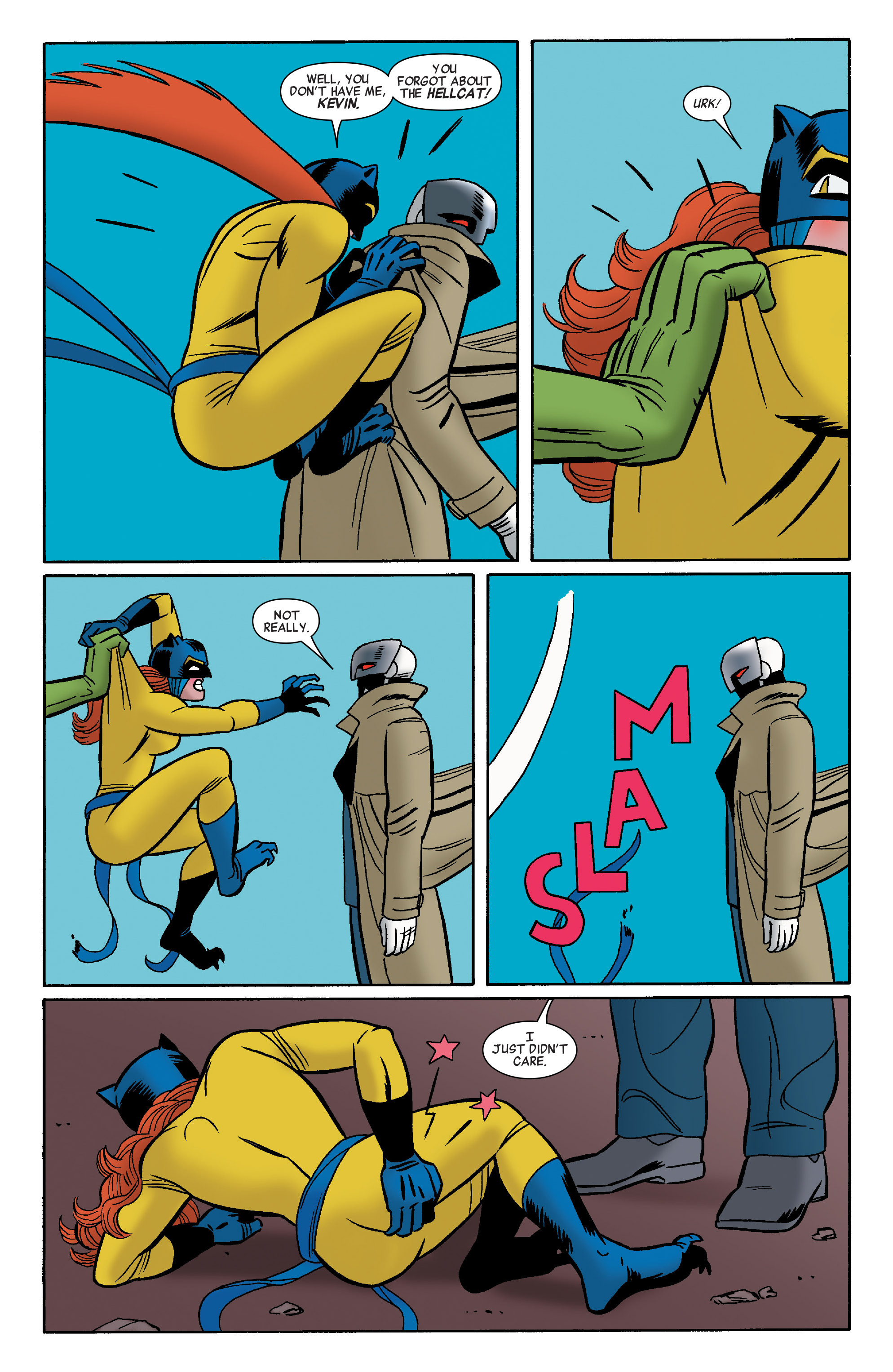 Read online She-Hulk (2014) comic -  Issue #12 - 12