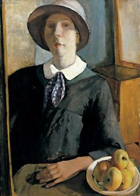 Autoportrait (1925), Nella Marchesini