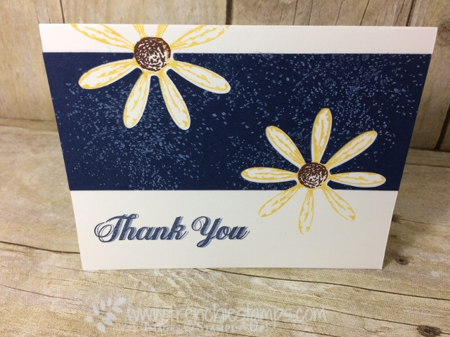 Daisy Delight, Daisy Punch, Easy Boarder, #stampinup,