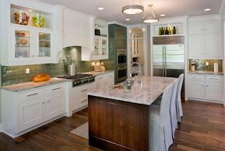 ห้องครัวแบบมีเคาเตอร์