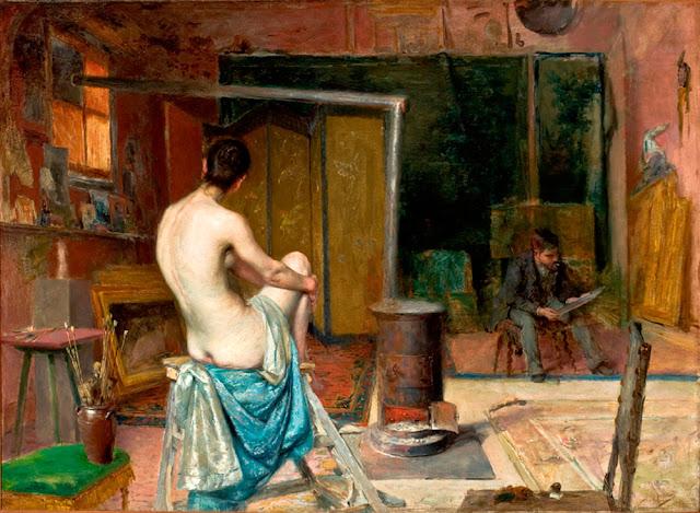 The Artist's Atelier