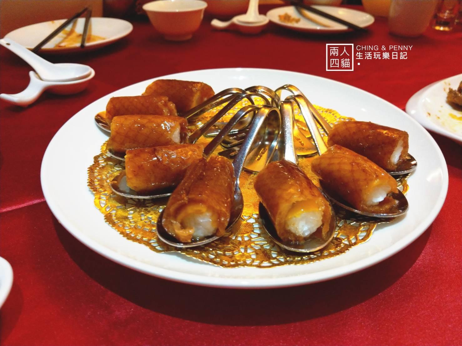 【宜蘭 美食】烤鴨界的LV 風靡中港台的冠軍櫻桃鴨宴『晶英酒店櫻桃鴨』一鴨五吃