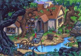 pantallazo juego King Quest V