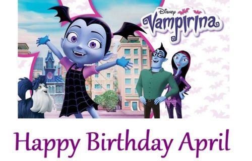 Disney Junior Birthday Cake Toppers