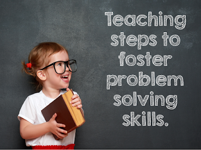 problem solving steps and skills