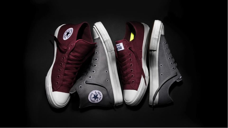 0171b6095654 Converse Philippines Unveils Chuck Taylor All Star II New Colors ...